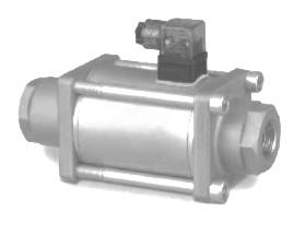 koaxialny ventil